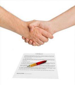 قرارداد انتشارات